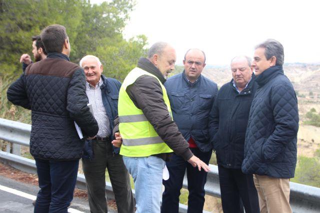 El Director General de Carreteras señala el inicio de las obras de la RM-515 para el próximo verano, Foto 5
