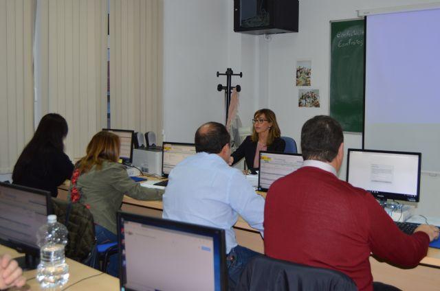 Los empleados municipales amplían su formación en contratación electrónica - 3, Foto 3