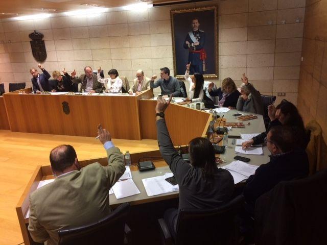 El Pleno acuerda actualizar el Plan de Ajuste vigente para el año 2019