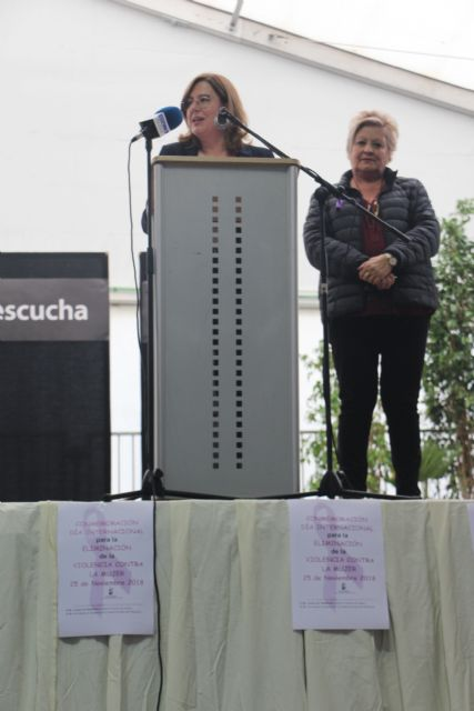 San Pedro del Pinatar, contra la violencia de género - 1, Foto 1