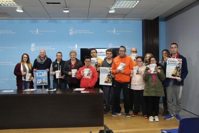 Deporte para celebrar el Día Internacional de las Personas con Discapacidad - 2, Foto 2