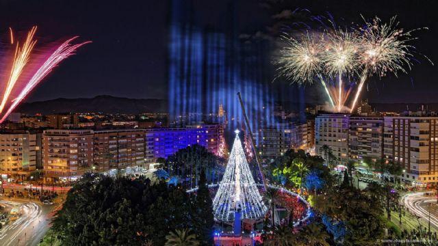 La Navidad llega mañana a Murcia con el encendido del Gran Árbol - 1, Foto 1