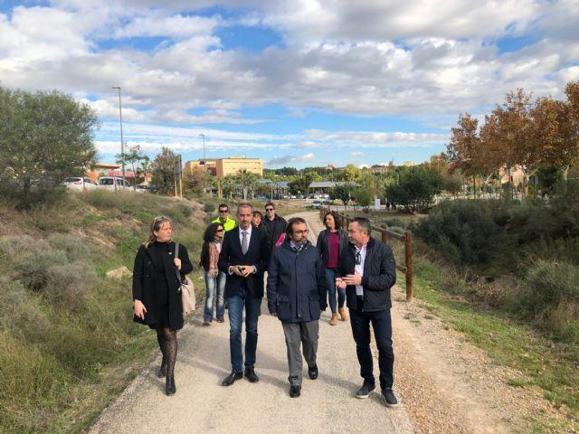 La Comunidad lidera el proyecto europeo 'Our Way' para poner en valor las vías verdes como patrimonio natural y recurso turístico - 1, Foto 1