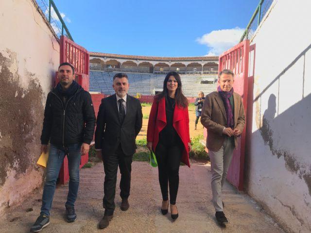 La Comunidad invertirá más de 1,7 millones en la recuperación de la Plaza de Toros de Lorca - 1, Foto 1
