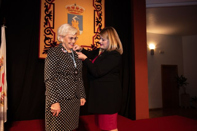 Leonor Alonso pregona las Fiestas Patronales con una emotiva intervención centrada en la Purísima, Foto 4