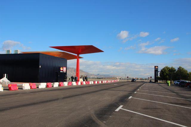 Abierta al tráfico la nueva área de servicio Sierra Espuña de la autovía A-7 - 3, Foto 3
