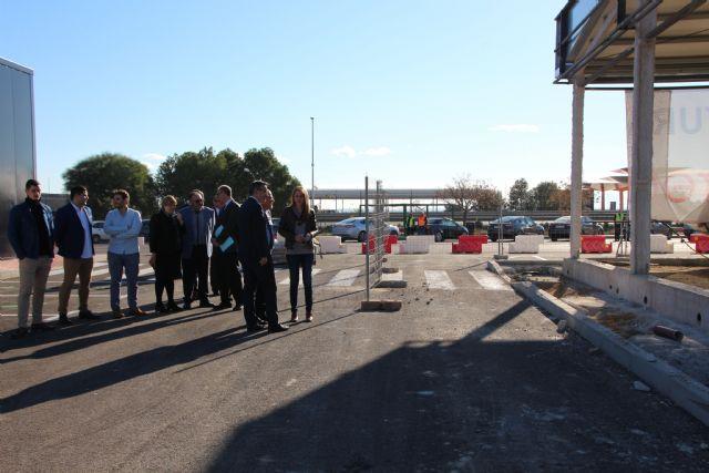 Abierta al tráfico la nueva área de servicio Sierra Espuña de la autovía A-7 - 5, Foto 5