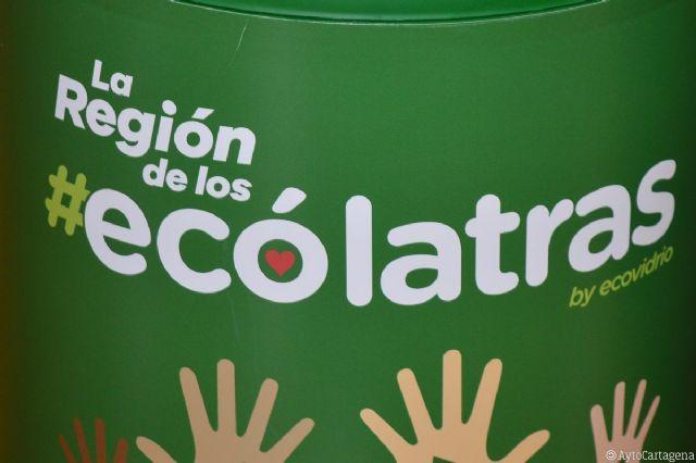 Cartagena y Ecovidrio animan a votar el proyecto ecólatra más comprometido con el medioambiente - 1, Foto 1