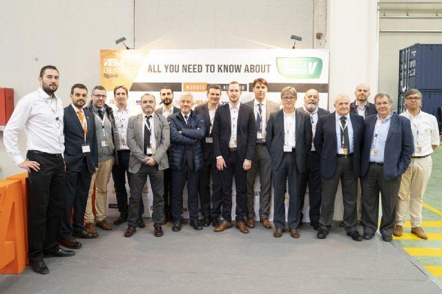 AEM Spain celebra con una gran acogida las jornadas sobre la normativa Stage V - 3, Foto 3