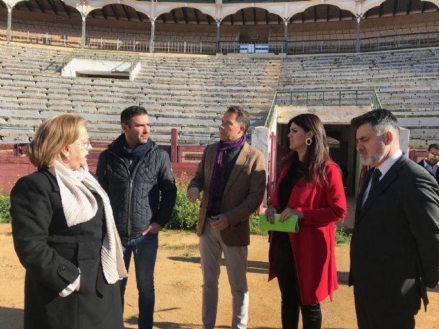 La Comunidad invertirá más de 1,7 millones de euros en la recuperación del Coso de Sutullena - 1, Foto 1