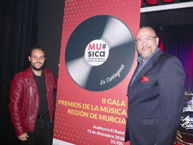 Los candidatos a los Premios de la Música 2018 se dieron cita en la Sala Tántalo - 1, Foto 1