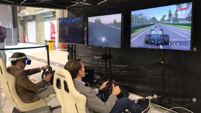 Lorca acoge hasta el domingo la Feria de Nuevas Tecnologías SICARM - 1, Foto 1