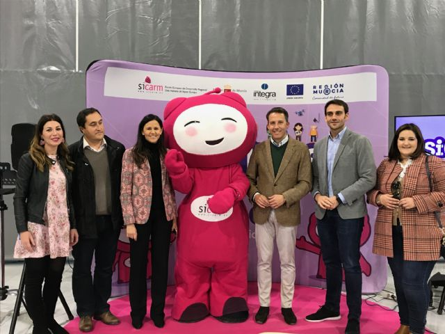 Lorca acoge hasta el domingo la Feria de Nuevas Tecnologías SICARM - 2, Foto 2