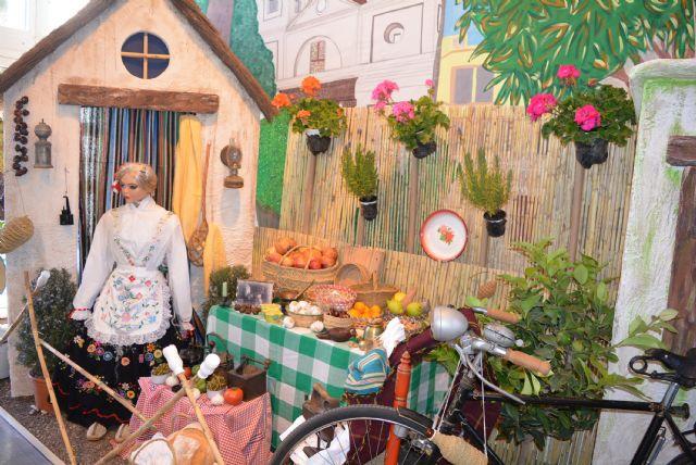 El colegio Las Lomas celebra su tradicional Castañada, este año ambientada en la cultura murciana - 1, Foto 1