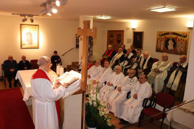 Los sacerdotes de la Casa Sacerdotal celebran su fiesta - 1, Foto 1