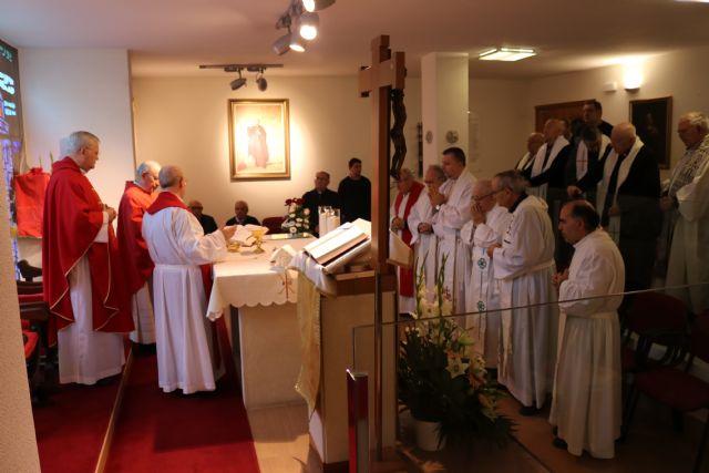 Los sacerdotes de la Casa Sacerdotal celebran su fiesta - 3, Foto 3