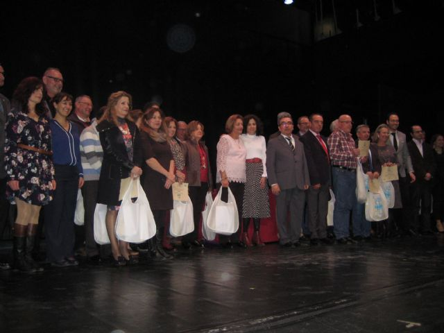 ANPE FSES Murcia celebra el homenaje a los compañeros que se han jubilado este año - 3, Foto 3