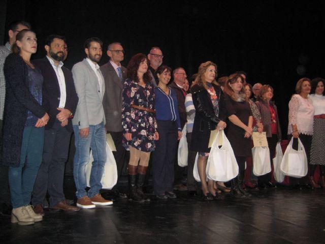 ANPE FSES Murcia celebra el homenaje a los compañeros que se han jubilado este año - 4, Foto 4