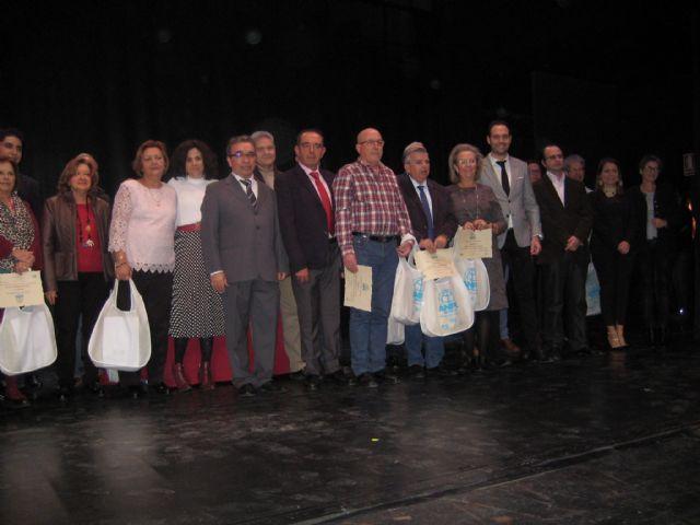 ANPE FSES Murcia celebra el homenaje a los compañeros que se han jubilado este año - 5, Foto 5