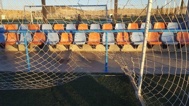 Denuncian la situaci�n vergonzosa y tercermundista en la que se encuentran las instalaciones de la Ciudad Deportiva, Foto 1