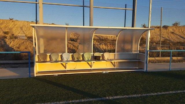 Denuncian la situaci�n vergonzosa y tercermundista en la que se encuentran las instalaciones de la Ciudad Deportiva, Foto 3