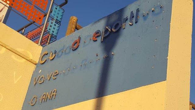 Denuncian la situación vergonzosa y tercermundista en la que se encuentran las instalaciones de la Ciudad Deportiva - 5, Foto 5