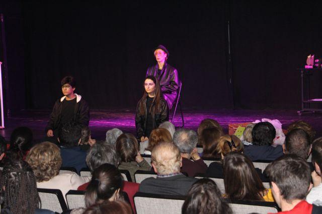 Entrevías  de Teatro El Matadero obtiene premio a la mejor representación de la VIII Muestra de Teatro Aficionado - 1, Foto 1