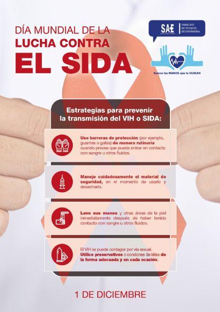 1 de diciembre. Día Mundial de la Lucha contra el Sida - 1, Foto 1