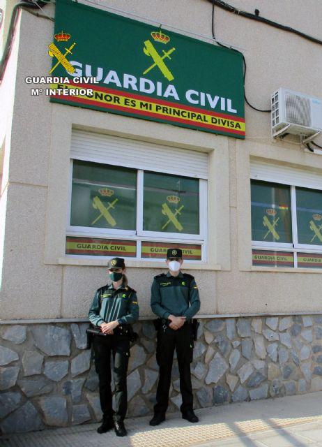 La Guardia Civil investiga a tres personas por simular ser víctimas de robos - 1, Foto 1