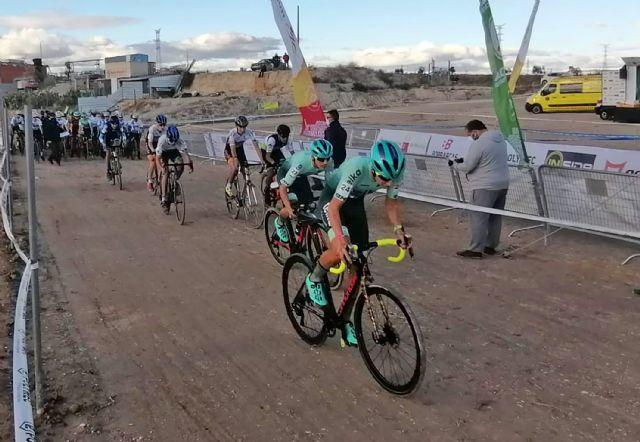 Gran espectáculo de ciclismo en Las Torres de Cotillas con el inicio del circuito regional CX Race - 1, Foto 1
