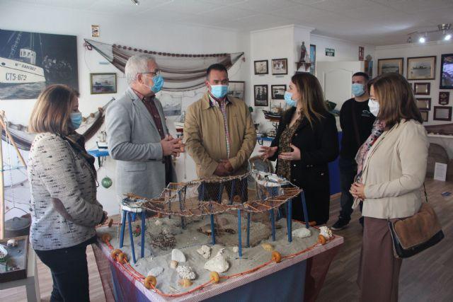 La consejera de Educación y Cultura visita el Museo del Mar de San Pedro del Pinatar con motivo de su 40 aniversario - 1, Foto 1
