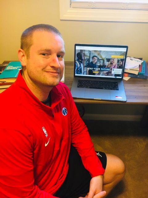 El director de preparación física de los Washington Wizards realiza su tesis doctoral con la UCAM - 1, Foto 1