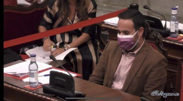 MC: El Gobierno local se ríe de la pérdida del Cristo de Lepanto - 2, Foto 2