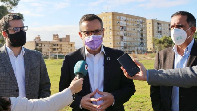 Diego Conesa: El soterramiento es imparable y los vecinos afectados tendrán el trato que se merecen - 1, Foto 1