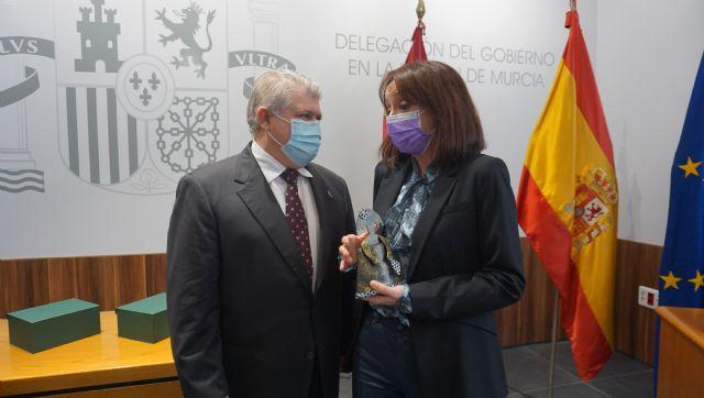 """La Delegación del Gobierno reconoce al Ayuntamiento de Blanca y a los """"héroes anónimos"""" con las Meninas 2020 - 2, Foto 2"""