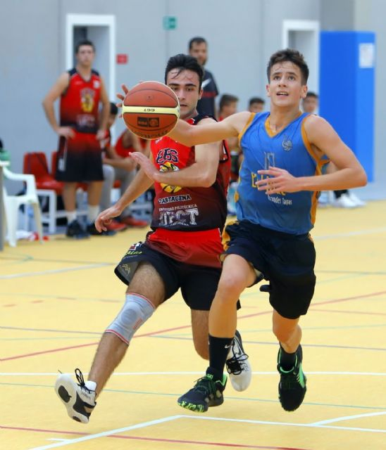 Molina Basket participa en el UNB World Team Skills Championship - 3, Foto 3