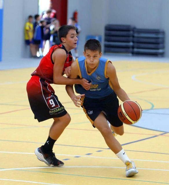 Molina Basket participa en el UNB World Team Skills Championship - 4, Foto 4