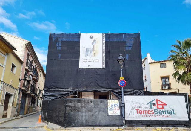 El proyecto de rehabilitación de la Casa de San Juan de la Cruz ya es una realidad con el inicio de las obras de consolidación, cubierta y fachadas - 1, Foto 1