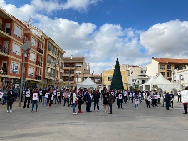 Torre Pacheco sale a la calle en defensa de la hostelería - 1, Foto 1