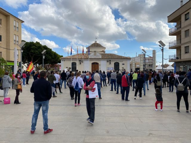 Torre Pacheco sale a la calle en defensa de la hostelería - 2, Foto 2