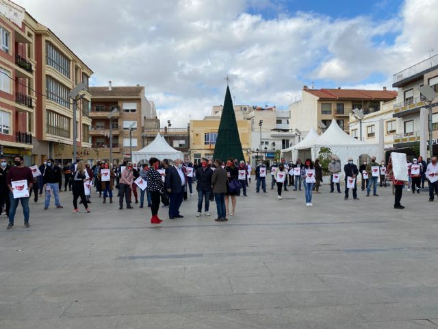 Torre Pacheco sale a la calle en defensa de la hostelería - 3, Foto 3