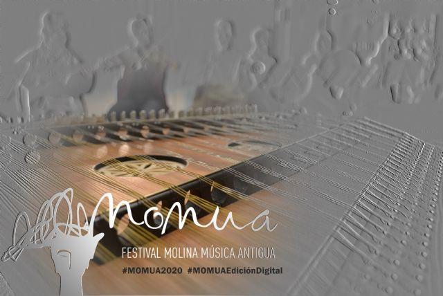 El Festival de Música Antigua de Molina de Segura, MOMUA 2020, cierra su edición digital con una gran acogida - 1, Foto 1