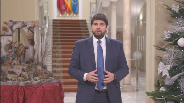 López Miras: 2018 será el año más positivo de la historia reciente de la Región de Murcia, Foto 1