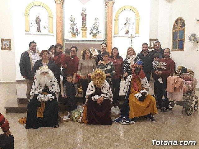 Lébor celebró una misa de Navidad, Foto 1