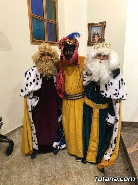 Lébor celebró una misa de Navidad, Foto 3