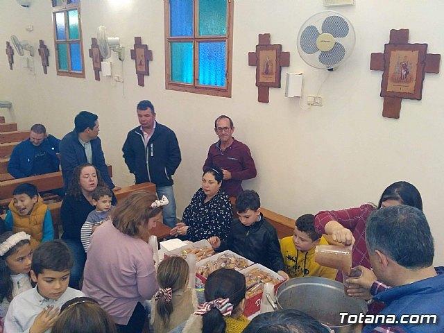 Lébor celebró una misa de Navidad, Foto 4