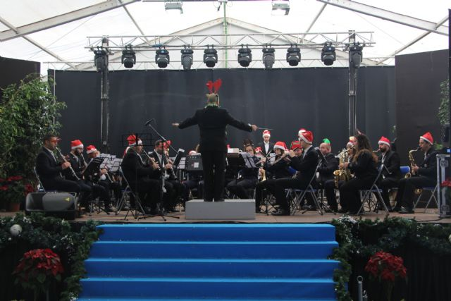 El concierto de Navidad de la Banda Unión Musical pone ritmo a la Navidad - 1, Foto 1