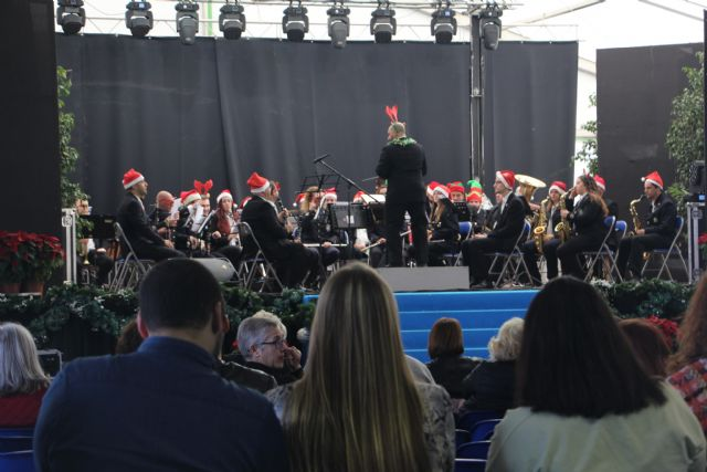 El concierto de Navidad de la Banda Unión Musical pone ritmo a la Navidad - 2, Foto 2