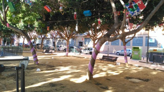 Navidad sostenible y feminista en Puente Tocinos - 1, Foto 1