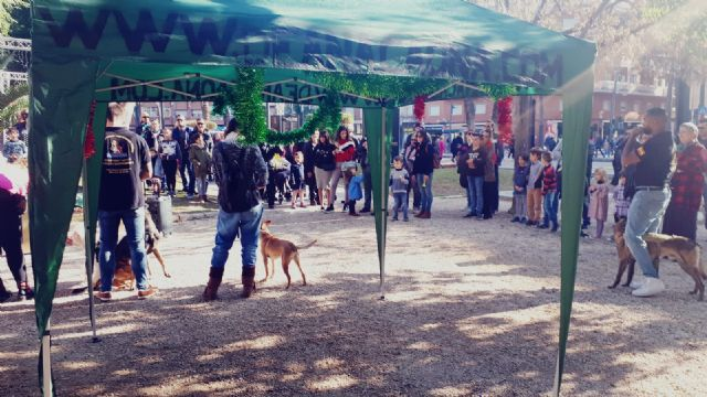La plaza Circular estrena el programa de actividades que se desarrollará en 2019 en los parques y jardines de Murcia - 2, Foto 2